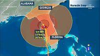 La devastación del huracán 'Irma'