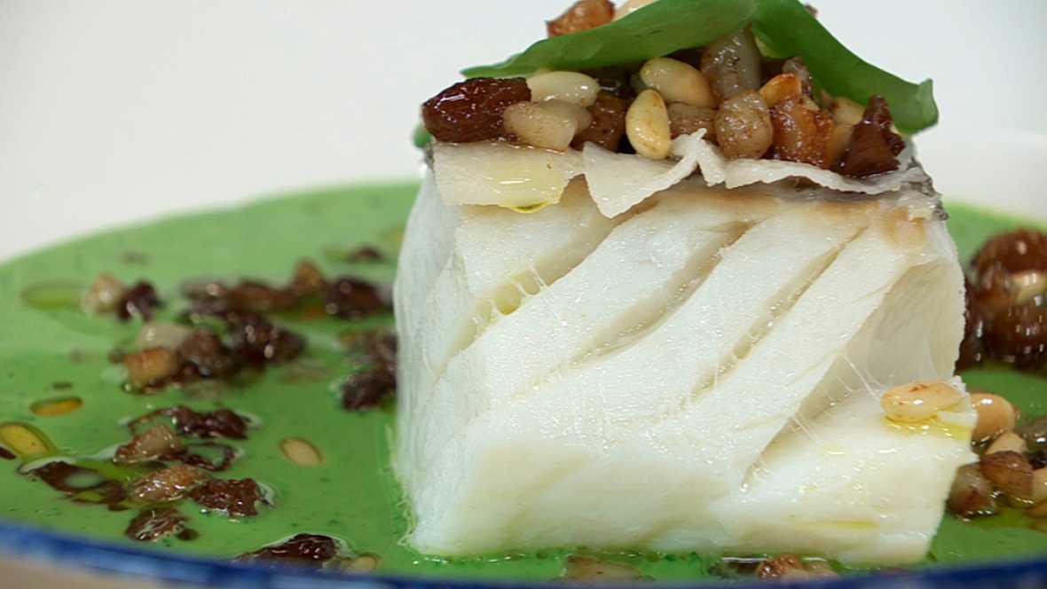 Torres en la cocina - Espinacas con bacalao a la catalana