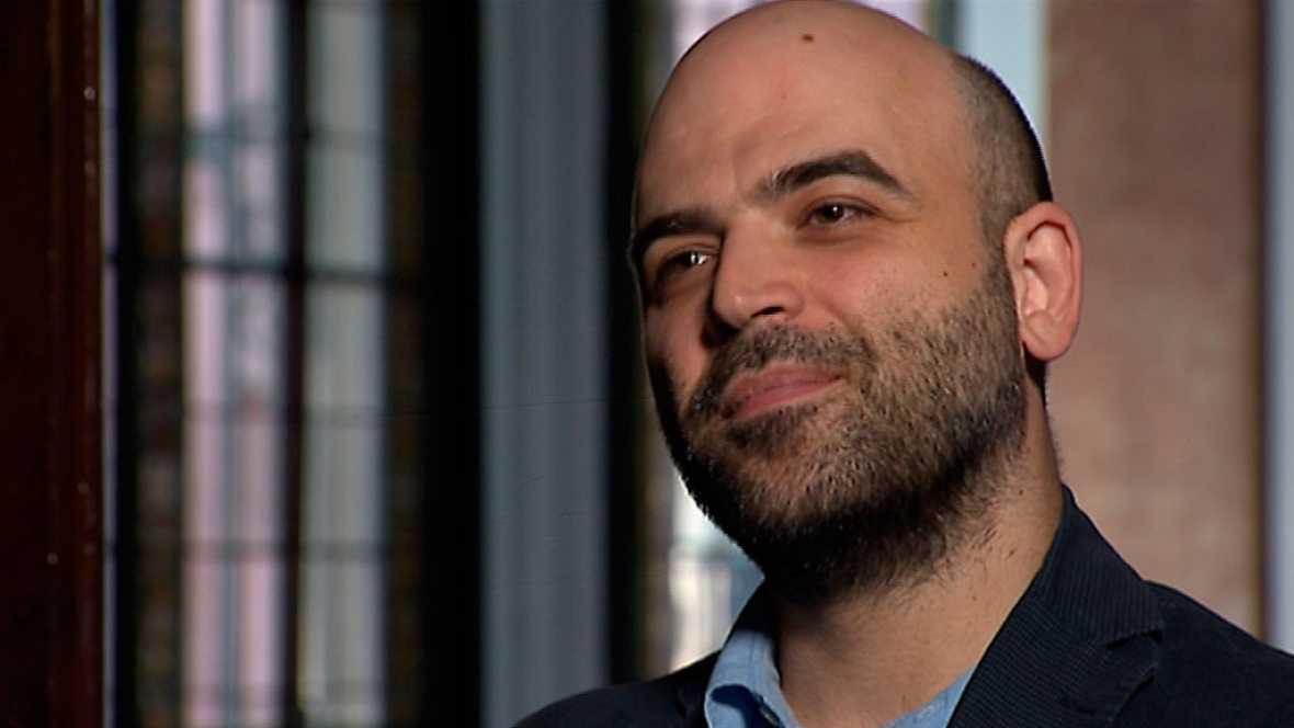 """Roberto Saviano acaba de lanzar su tercer libro titulado """"La banda de los niños"""""""