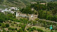 La Aventura del Saber.  jardines de la Alhambra