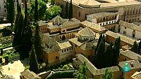 La Aventura del Saber. TVE. Conjunto Monumental de la Alhambra. Elena Correa
