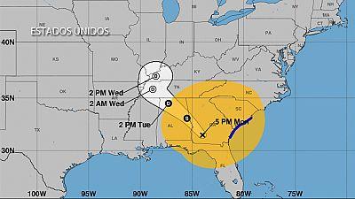 ¿Hacia dónde se dirige el huracán Irma?