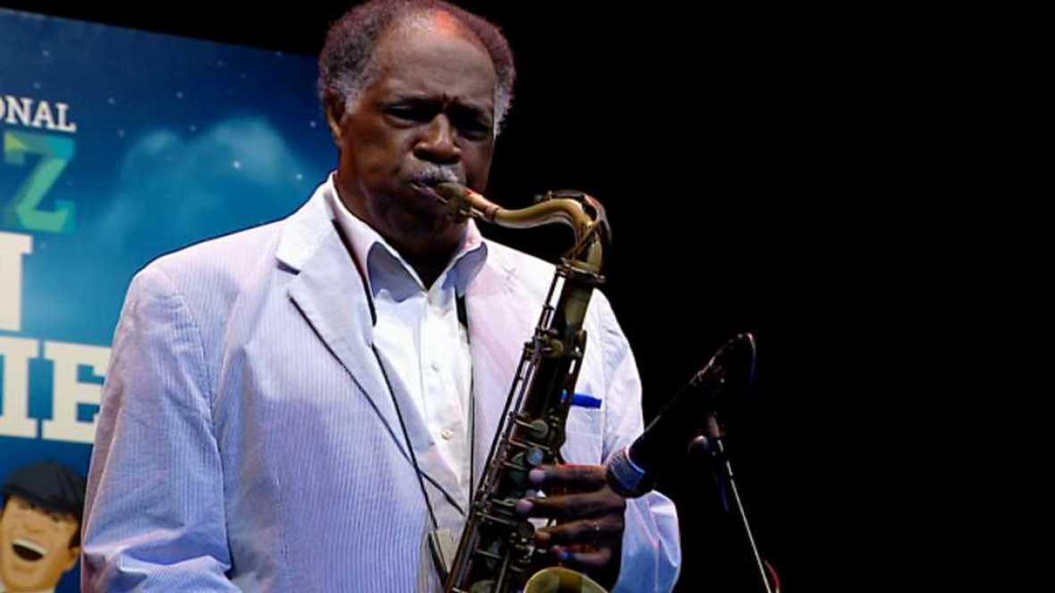 Festivales de verano - Festival de Jazz de San Javier: Houston Person All Star Sexte - ver ahora