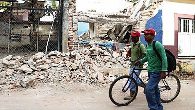 Las autoridades elevan a 96 las víctimas mortales por el terremoto en México