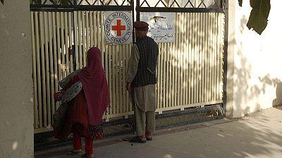 Repatriación de los restos mortales de la cooperante asesinada en Afganistan
