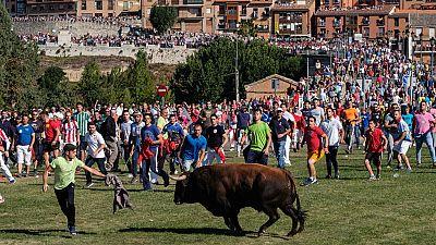 Un centenar de vecinos de Tordesillas reclaman recuperar el festejo tal y como se ha hecho durante siglos