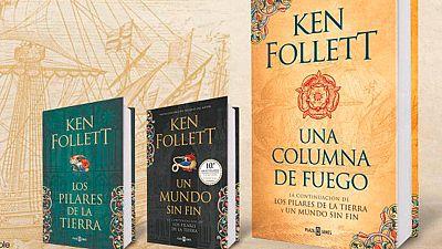 """Ken Follett ha tardado casi tres décadas en rematar su trilogía que arrancó con """"Los pilares de la tierra"""""""