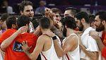 España afronta el duelo ante Alemania mirando de reojo a las medallas