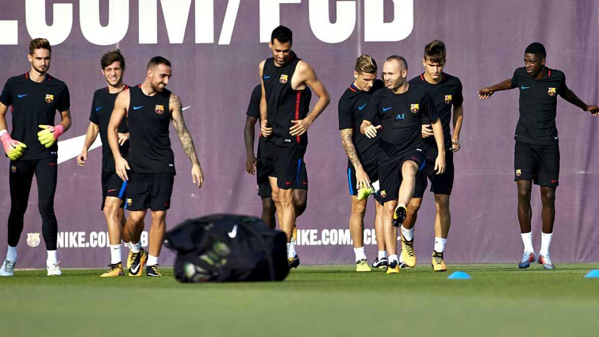El nuevo Barcelona de Ernesto Valverde se pondrá a prueba ante el subcampeón de Europa, el Juventus italiano, su verdugo en la Liga de Campeones la pasada campaña y que le servirá para calibrar su verdadero nivel en este arranque de curso.