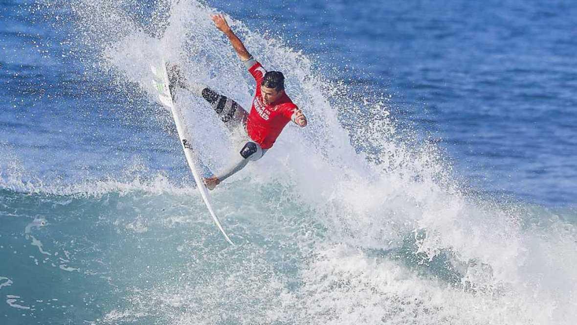 Surf - Campeonato del Mundo WSL 2017, desde La Coruña - ver ahora