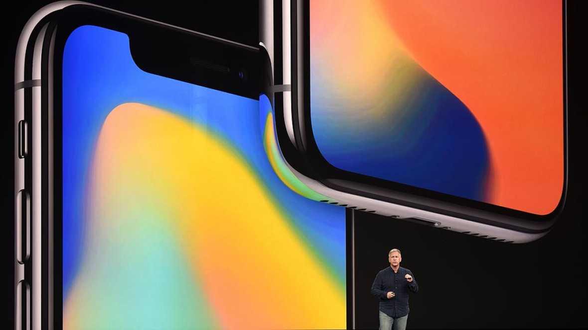 Apple presenta los nuevos iPhone 8 y su terminal más ambicioso, el iPhone