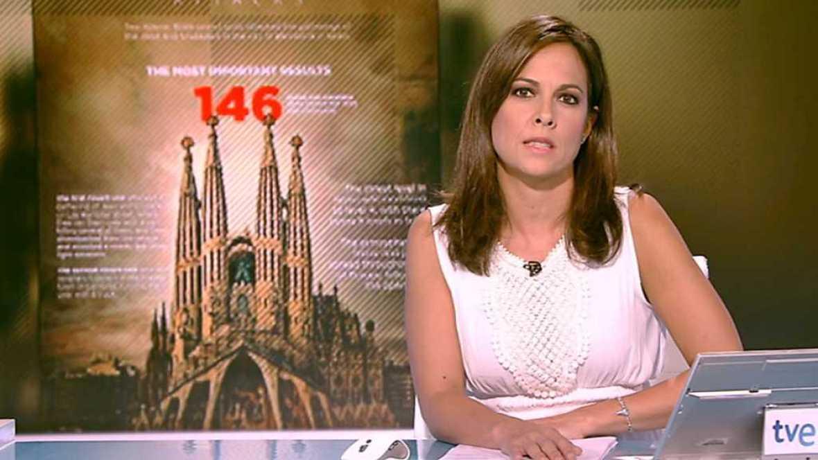 La 2 Noticias - 12/09/17 - ver ahora