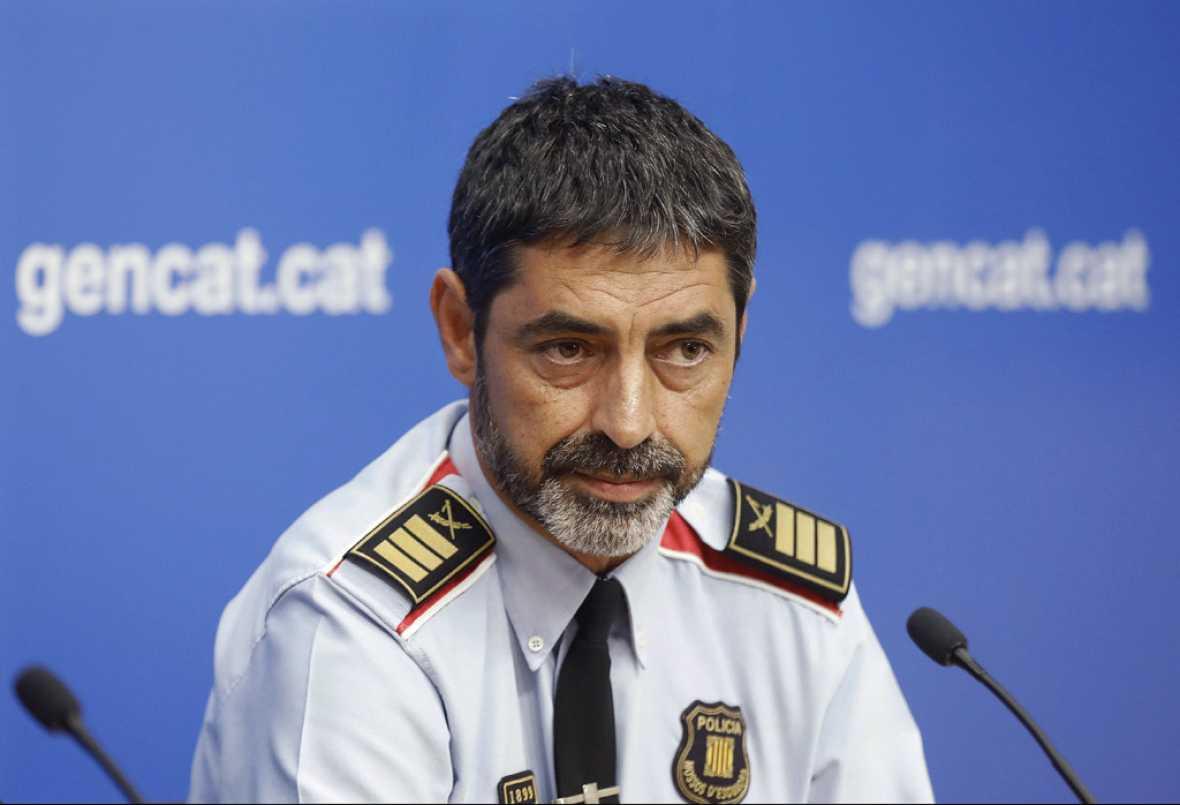 El jefe de los Mossos d¿Esquadra ha ordenado a sus agentes que investiguen los preparativos de la consulta