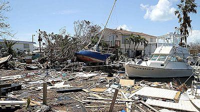 Florida trata de recuperarse tras el paso del huracán Irma