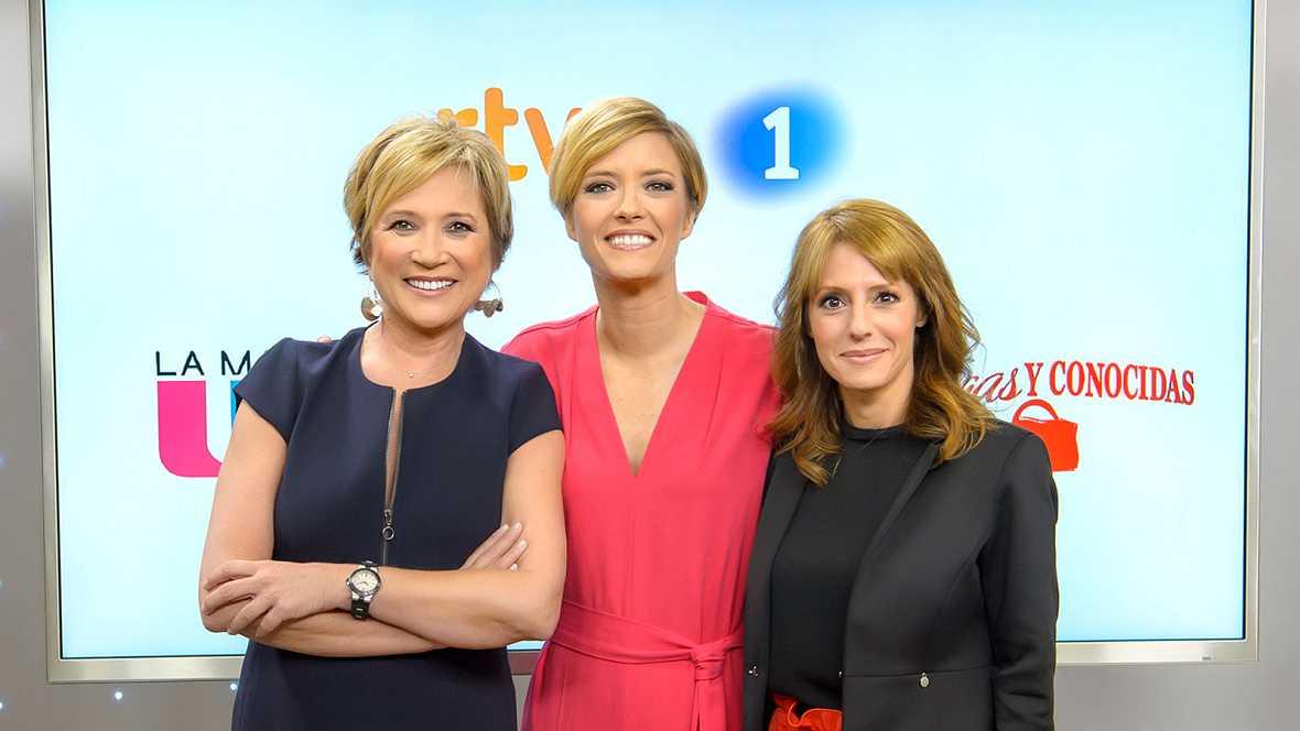 Maria, Inés y Macarena presentan nueva temporada