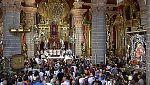 Misa y procesión Nuestra Señora del Pino parte 1 - 08/09/2017