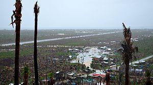 En el ojo del huracán: Vientos de cambio