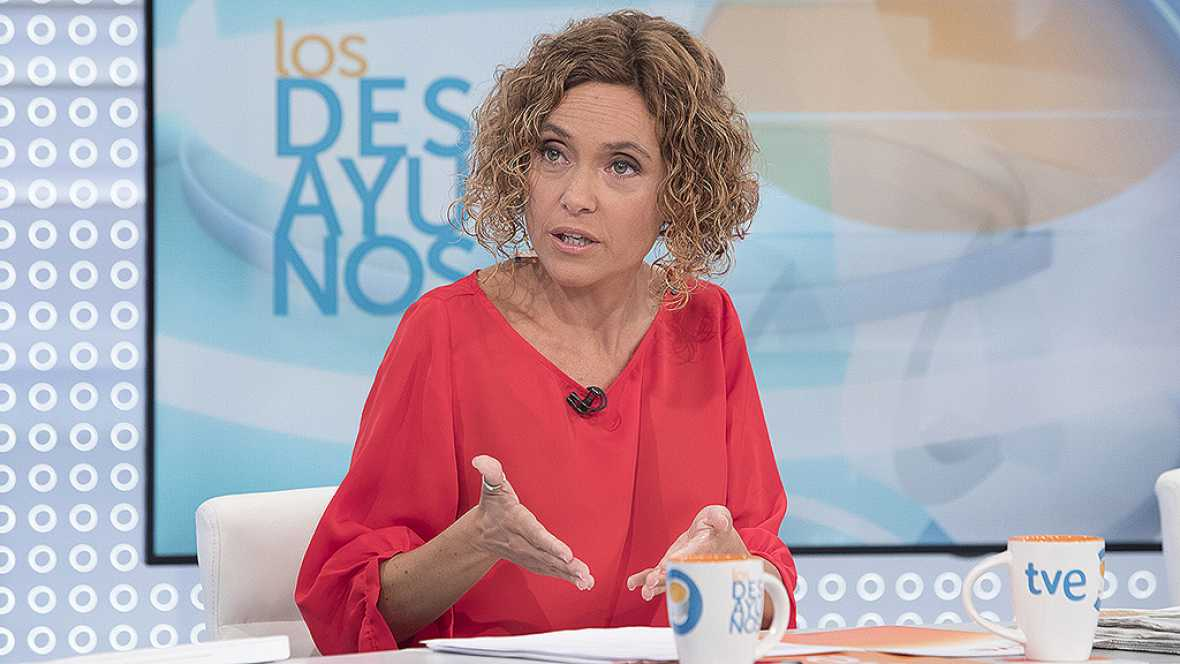 Batet critica que Puigdemont no asuma su responsabilidad y se la traslade a los alcaldes