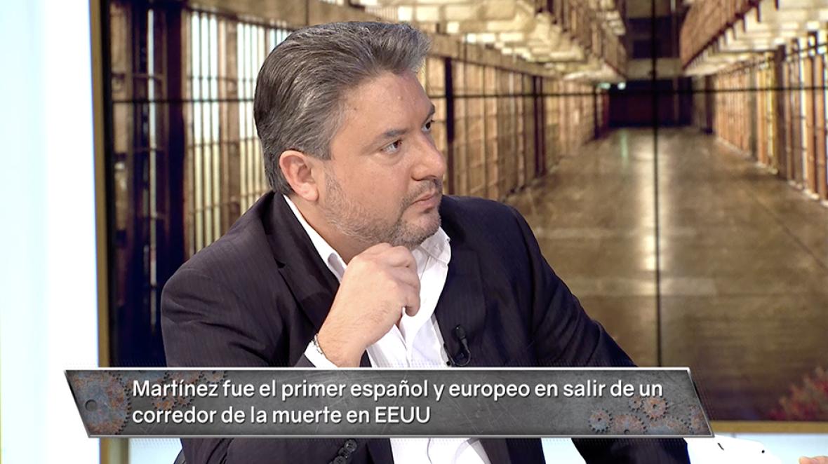 Entrevista a Joaquín José Martínez. Pasó 3 años en el corredor de la muerte