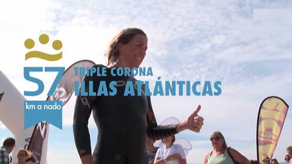 Natación - Triple Corona Illas Atlánticas 2017 - ver ahora