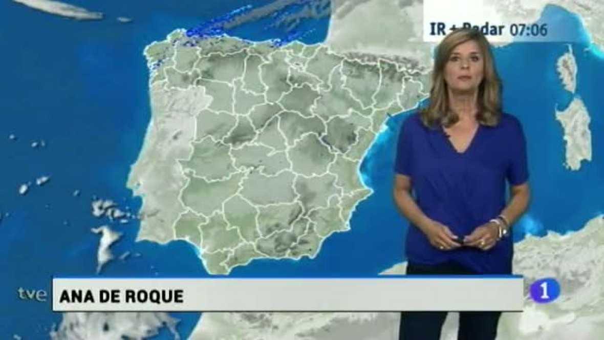El tiempo en Aragón-14/09/17