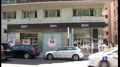 BMN i Bankia han aprovat la fusió