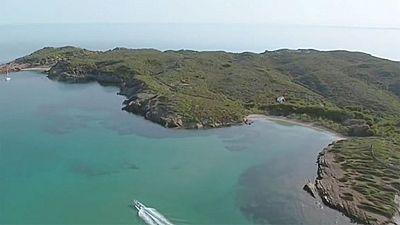 Se vende una isla en el Mediterráneo, la más grande de las que rodean Menorca