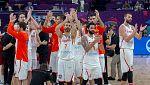 España reconoce la superioridad de Eslovenia y ya piensa en el bronce