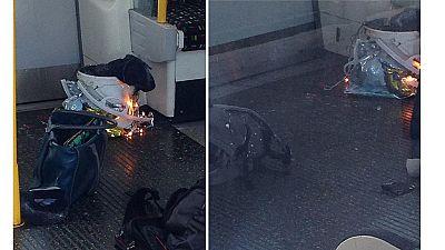 """Las autoridades británicas investigan un """"incidente"""" por una explosión en el metro de Londres"""