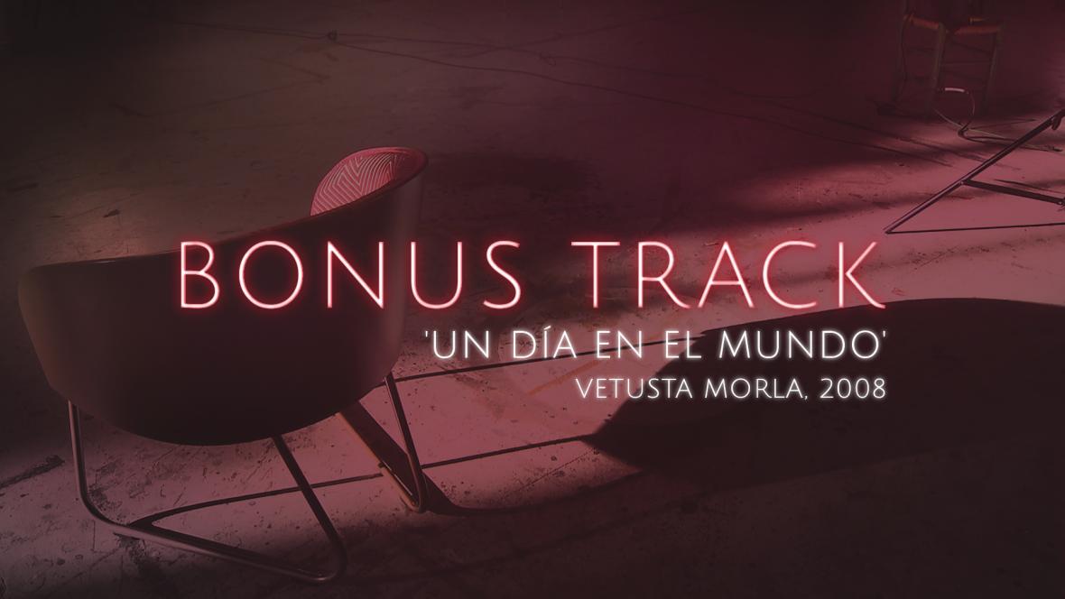 Bonus Track - 'Un día en el mundo', Vetusta Morla (Teaser) - 15/09/17 - ver ahora