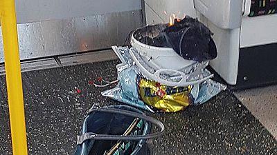 Un atentado con un artefacto casero en el metro de Londres deja al menos 22 heridos