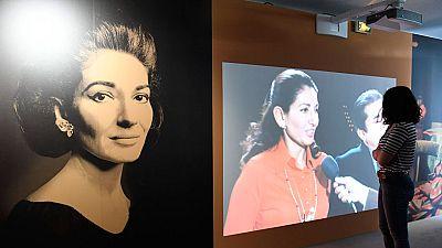 Se cumplen 40 años de la muerte de María Callas