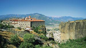 Grecia, de las montañas a la costa: Tesalia
