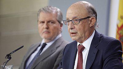 El Gobierno interviene las cuentas de la Generalitat para evitar desvíos al referéndum del 1-O