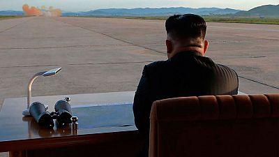 """Kim Jong-un busca """"un equilibrio de fuerzas"""" con Estados Unidos"""