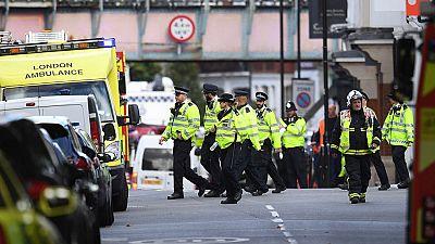 Un joven de 18 años detenido en relación con el atentado en el metro de Londres