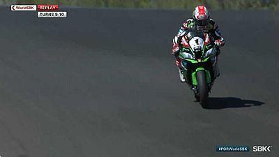 Motociclismo - Campeonato del Mundo Superbike. WSBK 1ª Carrera, prueba Algarve (Portugal) - ver ahora