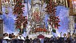 Bajada de la Virgen del Pino de su camarín - 05/09/2017