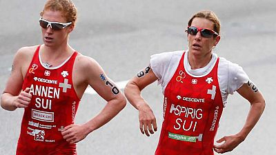 Triatlón - ITU World Series Carrera Élite Femenina. Prueba Rotterdam (Holanda) - ver ahora