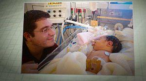 La vida sigue con hernia diafragmática congénita
