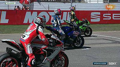 Motociclismo - Campeonato del Mundo Superbike. Supersport, prueba Algarve (Portugal) - ver ahora