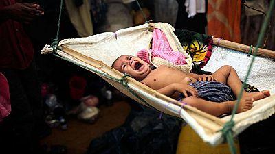 400.000 rohinyá malviven en campamentos de refugiados en Bangladesh