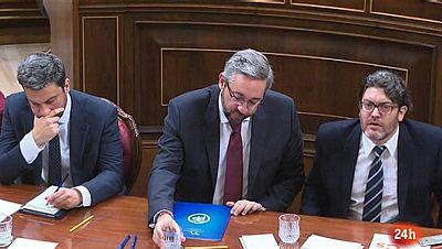 Parlamento - Conoce el parlamento - Debates de estatutos de autonomía: Murcia - 16/09/2017