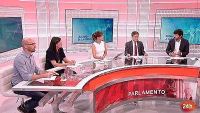 Parlamento - El debate - ¿Hemos salido de la crisis? - 16/09/2017