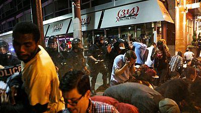 Continúan los disturbios en la localidad estadounidense de Saint Louis, en Misuri