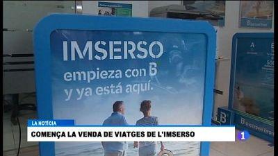 Ja estan a la venda els viatges de l'Imserso