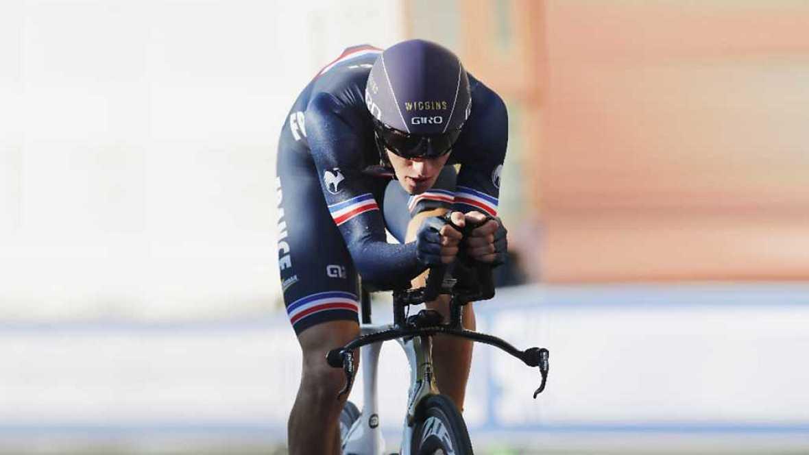 Ciclismo - Campeonato del Mundo en Carretera. Contrarreloj sub 23 Masculina, desde Bergen - ver ahora