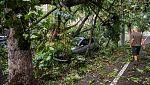 Ocho muertos por una fuerte tormenta en Rumania