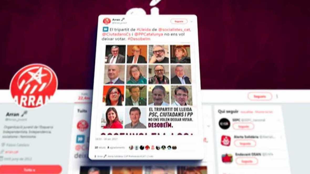 Telediario - 21 horas - 18/09/17 - ver ahora