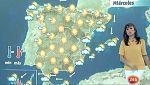 Las temperaturas suben en el interior peninsular
